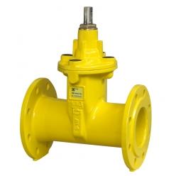 Задвижка клиновая VAG EKO®plus - Газ (Длинная строительная длина)