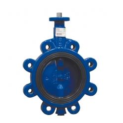 Поворотный затвор VAG CEREX® 300-L (Вода)