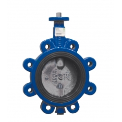 Поворотный затвор VAG CEREX® 300-L (Газ)