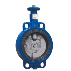 Поворотный затвор VAG CEREX® 300-W (Сточные воды)