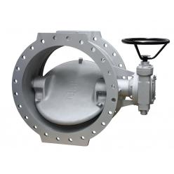 Поворотный затвор VAG EKN® M800 (Горячая вода)