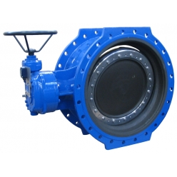 Поворотный затвор VAG EKN® M300 (Морская вода)