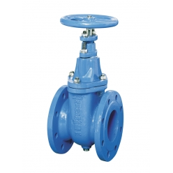 Клиновая задвижка VAG KFS - Сточные воды (Короткая строит. длина)