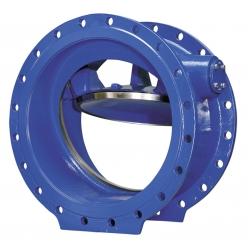 Дисковый обратный клапан с наклонным седлом VAG SKR