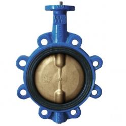 Поворотный затвор VAG CEREX® 300-L (Морская вода)