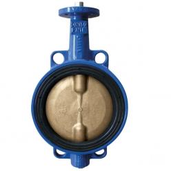 Поворотный затвор VAG CEREX® 300-W (Морская вода)