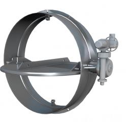 Поворотный затвор VAG EKN® M700 (Воздушный кондесатор)
