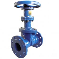 Клиновая задвижка с выдвижным шпинделем VAG EKO®plus - Вода (Длинная строит. длина)