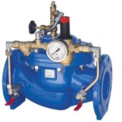 Автоматический регулирующий клапан VAG PICO®-M (Понижающий клапан)